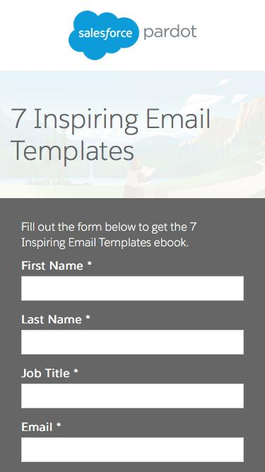 7 Inspiring Email Templates