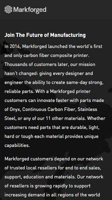 Join The Future of Manufacturing