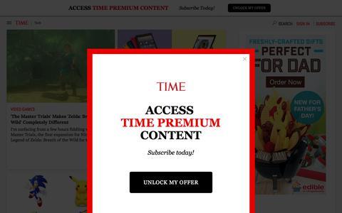 Tech | Time.com