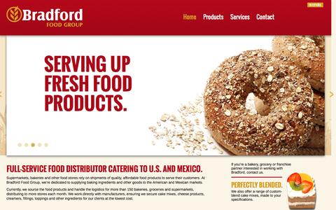 Bradford Food Group