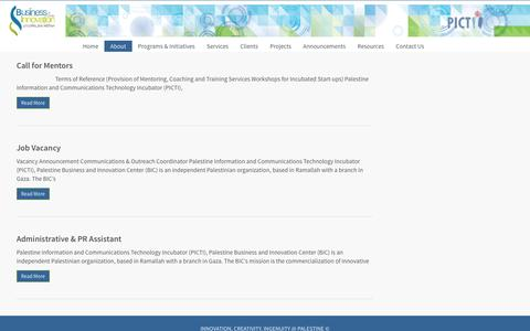 Screenshot of Jobs Page picti.ps - JOBS  PICTI - captured Feb. 7, 2016