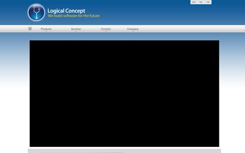Screenshot of Products Page logicalconcept.eu - Interim and recruitment agency software in the cloud. - captured Nov. 2, 2014