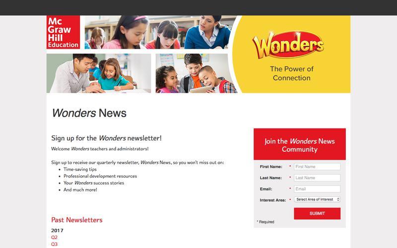 Wonders News