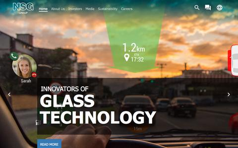 NSG Group | Making a difference to our world through glass technology