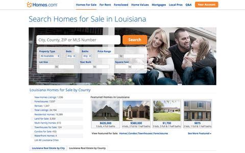 Louisiana Homes for Sale   Homes.com