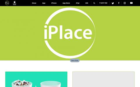 iPlace Blog - Notícias e lançamentos da Apple |  Blog