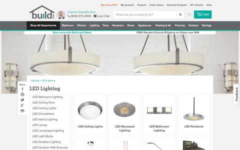 LED Lighting @ Build.com