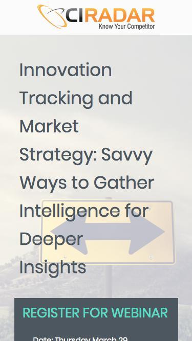 Intelligence Gathering Webinar