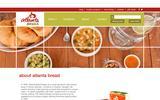 New Screenshot Atlanta Bread Company About Page