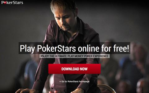 Screenshot of Home Page pokerstars.com - Poker Online | Play Poker Games at PokerStars.com - captured Sept. 18, 2014