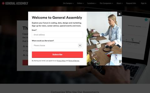 Credentials   General Assembly