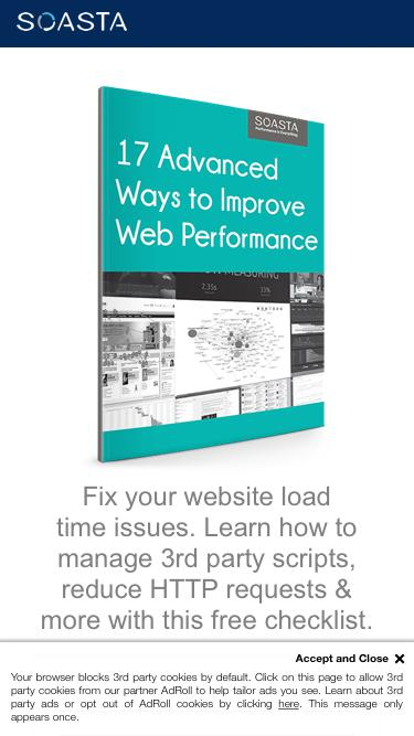 17 Advanced Ways to Improve Website Load Times & Revenue