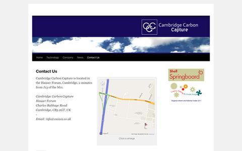 Screenshot of Contact Page wordpress.com - Contact Us   - captured Sept. 12, 2014