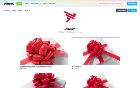 Axway on Vimeo