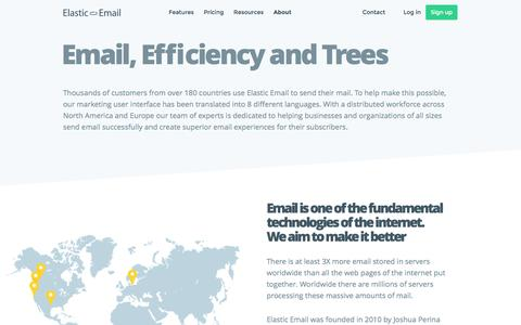 About - Elastic Email