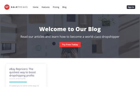 Blog : Online Amazon to eBay Arbitrage Software – Salefreaks
