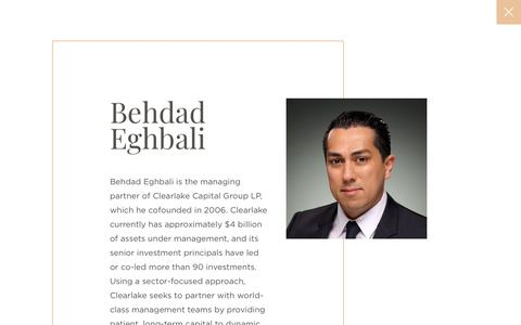 Behdad Eghbali   JetSmarter