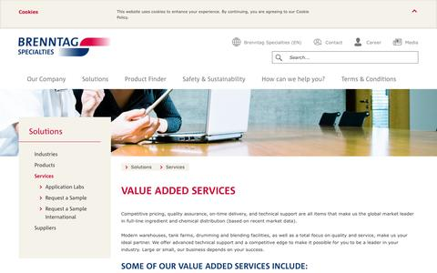 B2B Goods Services Pages | Website Inspiration and Examples