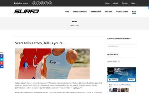Screenshot of Blog surfo.co.za - Blog | SurfO - captured Feb. 18, 2016