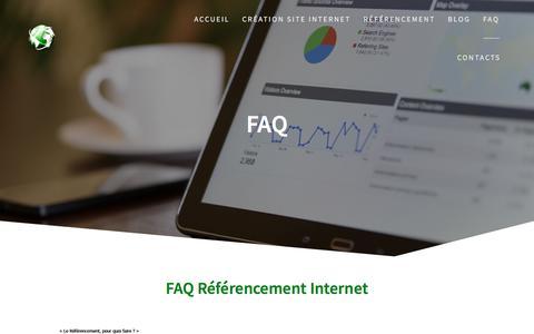 Screenshot of FAQ Page internet-rentable.com - FAQ - internet-rentable.com - captured Feb. 26, 2018