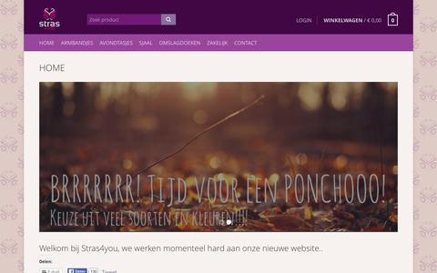 Screenshot of Home Page stras4you.nl - Home - Stras4You - captured Feb. 26, 2016