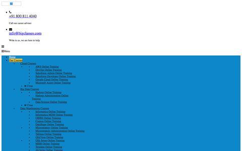 Screenshot of Contact Page bigclasses.com - Contact Us > Bigclasses.com - captured Dec. 26, 2017