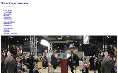 News Room   About Schwab
