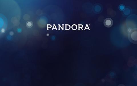 Screenshot of Login Page pandora.com - Pandora Internet Radio - Listen to Free Music You'll Love - captured July 20, 2014