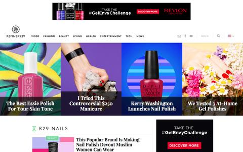 Nail And Polish Trends - Best Manicure Tips
