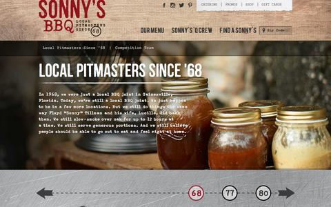 About Us | Sonny's BBQ