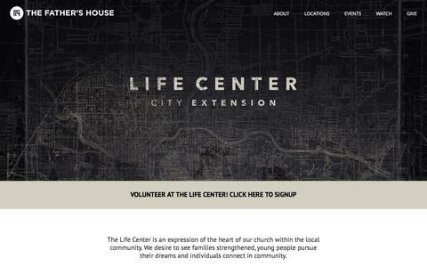 Life Center | The Father's House