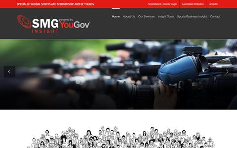 SMG Insight – Powered by YouGov | Sports and Sponsorship Research Specialists