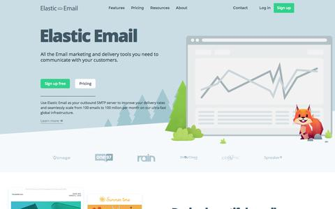Home - Elastic Email
