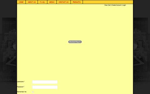 Screenshot of Login Page whoopash.com - whoopash.com - captured June 17, 2017