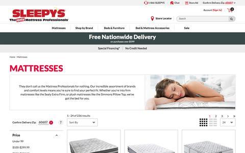 The Best Mattresses & Mattress Reviews For You - Sleepy's