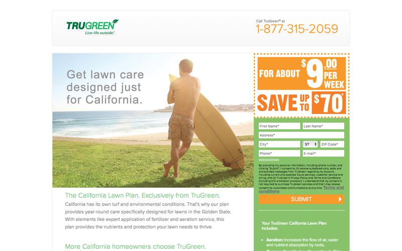 TruGreen. Go Greener. | Save up to $70