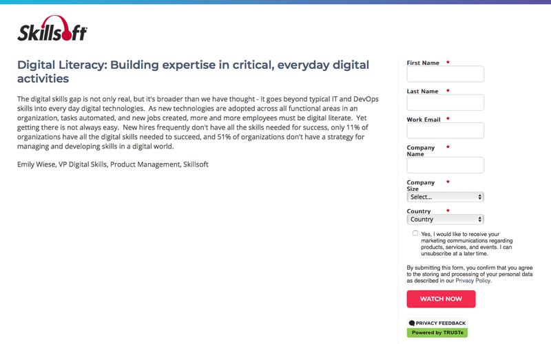 Digital Literacy: Building expertise in critical, everyday digital activities