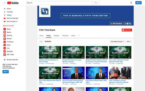 Fifth Third Bank  - YouTube