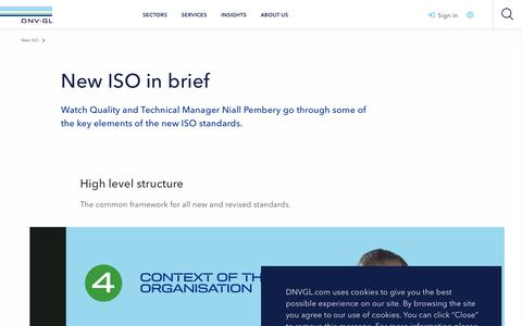 Screenshot of Team Page dnvgl.com - New ISO - Video introductions - DNV GL - captured Dec. 7, 2019