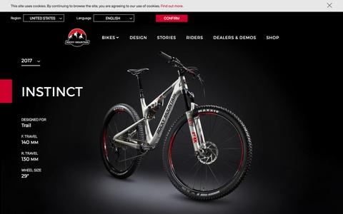 Instinct | Rocky Mountain Bicycles