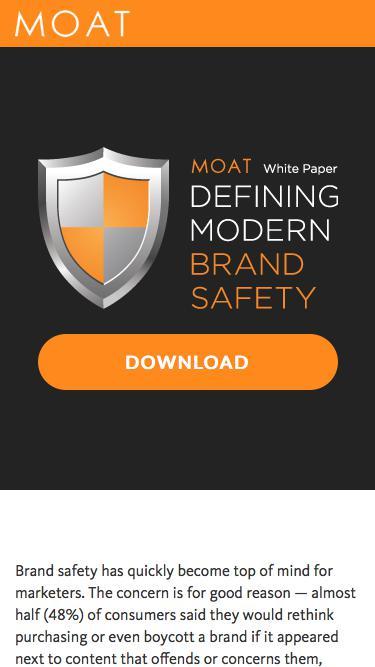 [WHITE PAPER] Defining Modern Brand Safety