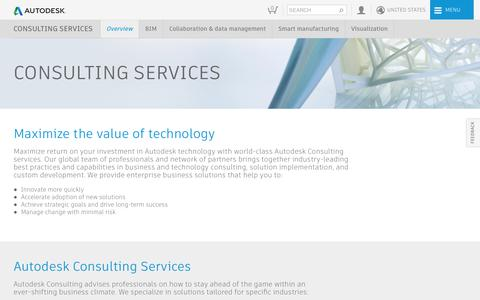 Autodesk Consulting Services | Autodesk