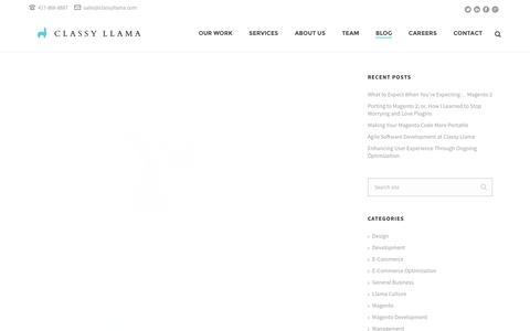 Blog - Classy Llama