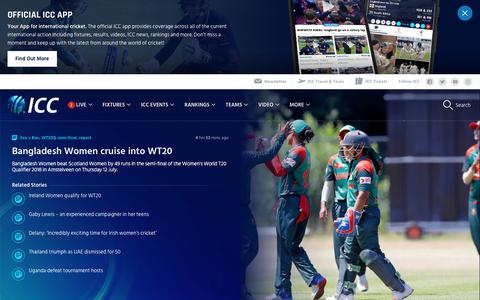 Sports pages | Website Inspiration and Examples | Crayon