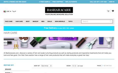 Hair Care - Dubai Abu Dhabi UAE