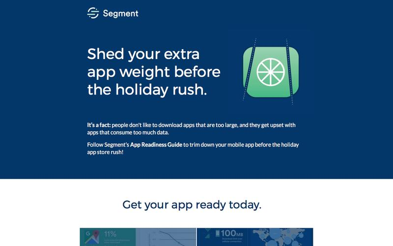Mobile App Readiness Guide by Segment