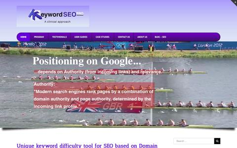 Keyword Tool Domain Authority Keyword Planner Small Business SEO