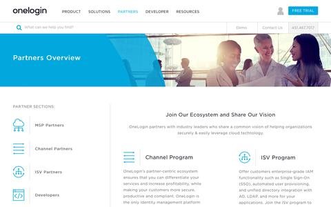 SaaS Partner Program - SaaS Reseller Program & Opportunities