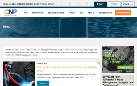 News – CardNotPresent.com