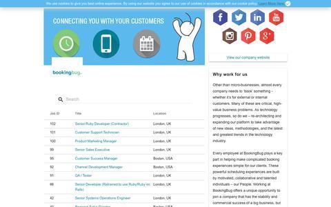 Easyweb ATS - Job Portal